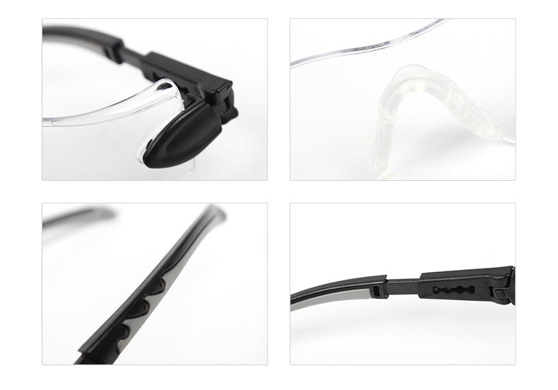 MSA梅思安 9913282 阿拉丁-C防护眼镜